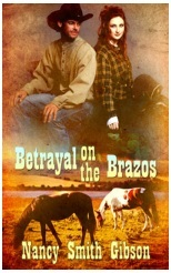 Book Cover Betrayal On The Brazos