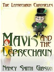 Book Cover: Mavis and the Leprechaun